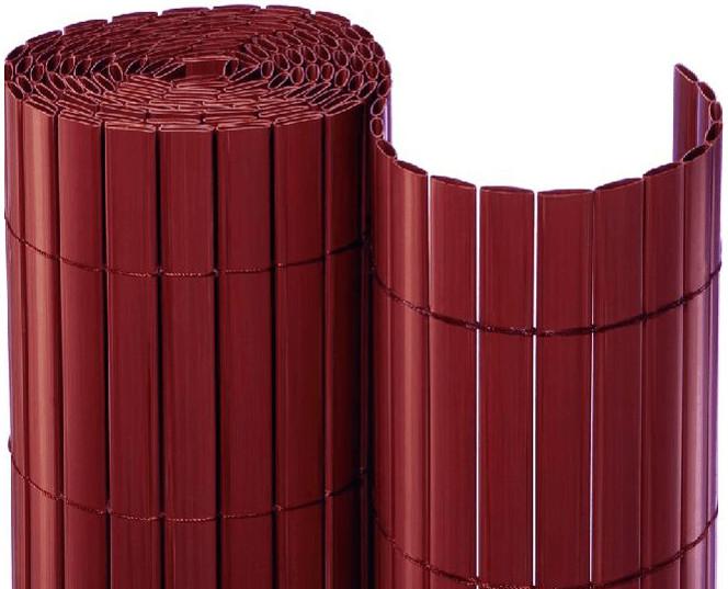 Noor Sichtschutzmatte PVC 200 x 300 cm rot