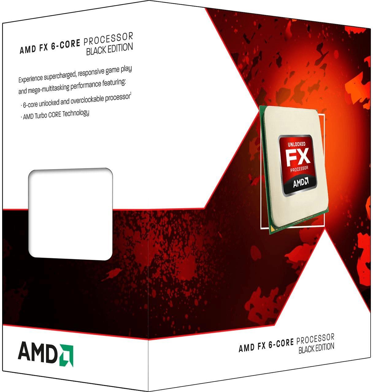 AMD FX-6300 Box (Socket AM3+, 32nm FD6300WMHKBOX)