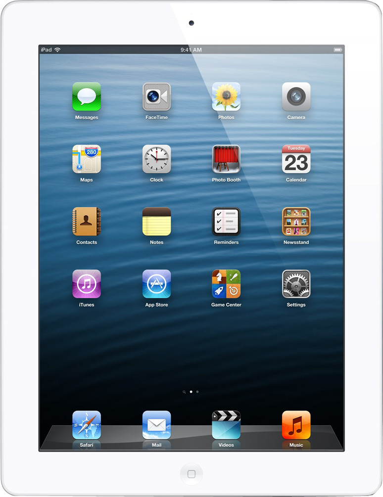 Apple iPad 4 64GB WiFi + 4G weiß