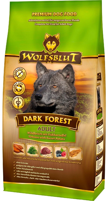 Wolfsblut Dark Forest (500 g)