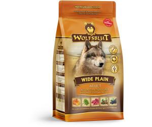wolfsblut wide plain adult 500 g ab 3 75. Black Bedroom Furniture Sets. Home Design Ideas
