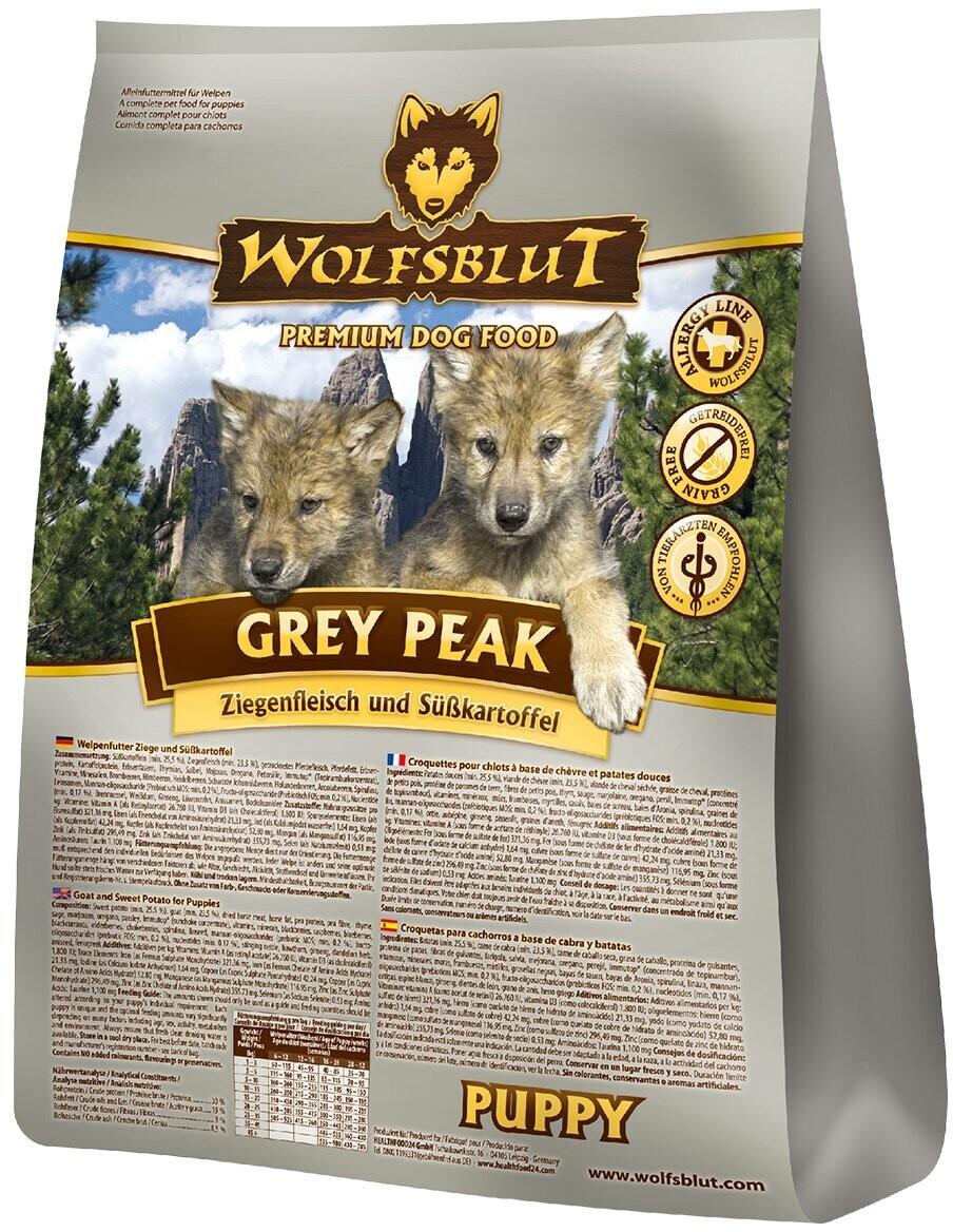 Wolfsblut Grey Peak Puppy (15 kg)