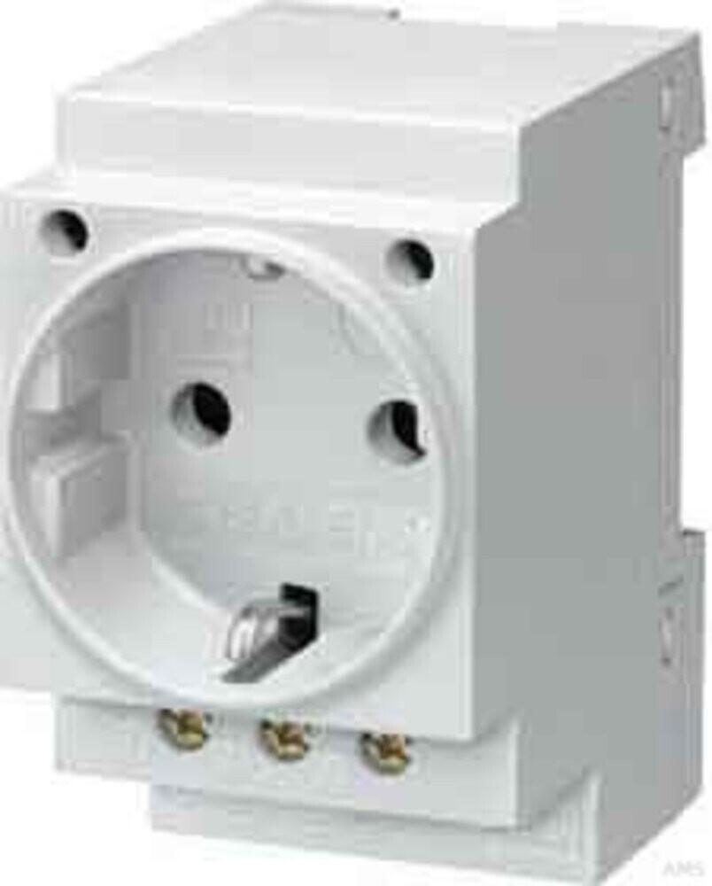 Siemens Schuko-Steckdose (5TE6800) | Baumarkt > Elektroinstallation > Steckdosen | Weiß