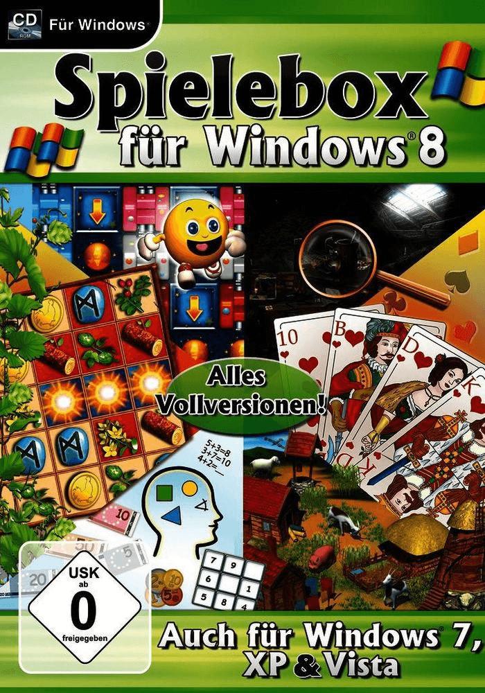 Spielebox für Windows 8 (PC)