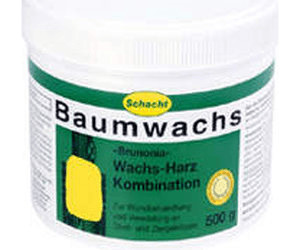 schacht baumwachs brunonia 250 g dose ab 9 99 preisvergleich bei. Black Bedroom Furniture Sets. Home Design Ideas