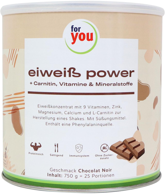 For You Eiweiss Power Schoko (750 g)