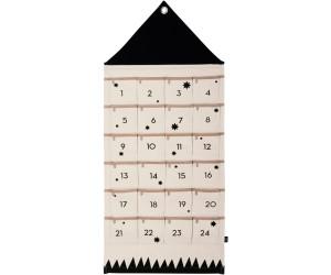 ferm living adventskalender christmas house ab 54 00 preisvergleich bei. Black Bedroom Furniture Sets. Home Design Ideas