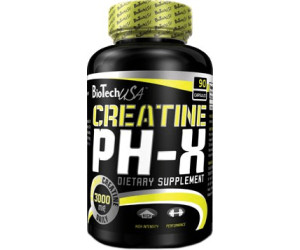 BioTech USA Creatine PH-X 210 Stück