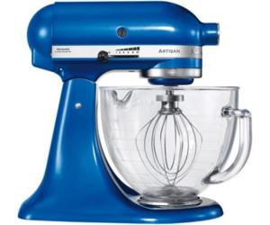 KitchenAid Robot da cucina Artisan blu elettrico (5KSM150PSEEB) a ...