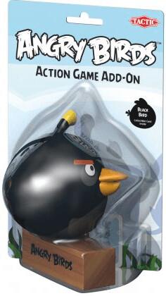 Tactic Angry Birds Add-On Black Bird