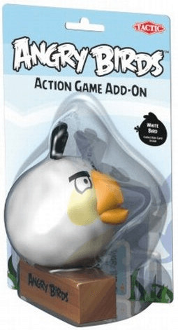 Tactic Angry Birds Add-On Bird White