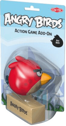 Tactic Angry Birds Add-On Red Bird