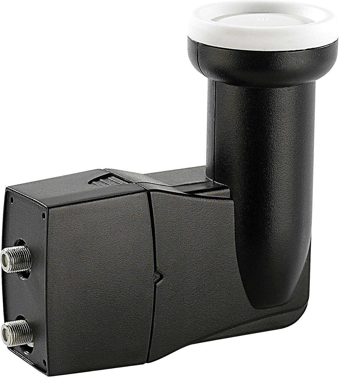 Q-Sonic Universal-TWIN-LNB für digitales Sat.-TV