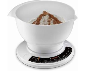 """Tragkraft 5 kg SOEHNLE Küchenwaage /""""Culina Pro/"""" weiß Teilung 50 g"""