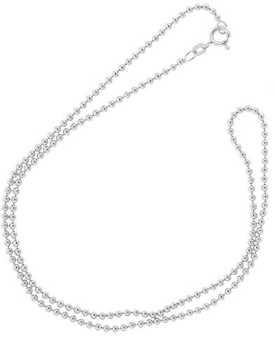 Drachenfels Silberkugelkette (DKK51/AG)