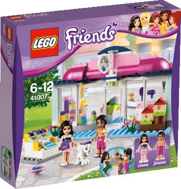 LEGO Friends - L'animalerie d'Heartlake City (41007)