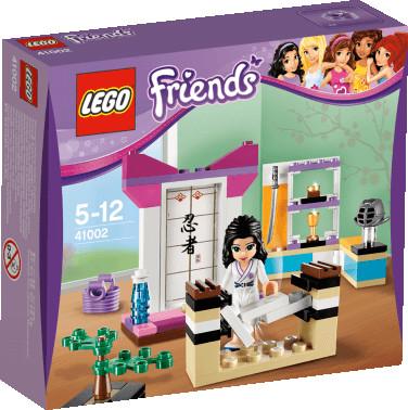 LEGO Friends - Emma et son cours de Karaté (41002)