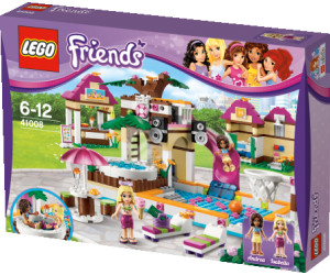 Lego friends gro es schwimmbad 41008 ab 59 99 - Lego friends piscina ...
