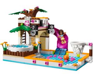 lego friends la piscine d 39 heartlake city 41008 au meilleur prix sur. Black Bedroom Furniture Sets. Home Design Ideas