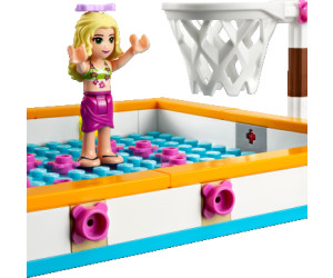 lego friends la piscine d 39 heartlake city 41008 au. Black Bedroom Furniture Sets. Home Design Ideas