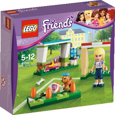 LEGO Friends - Stéphanie et son entraînement de foot (41011)