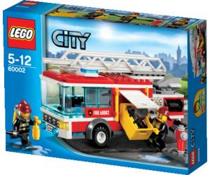 lego city fire truck 60002 - Lego City Pompier