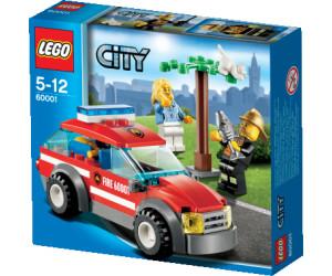 Lego Du City Chef La Pompiers60001Au Prix Meilleur Voiture Des oQdBhrCxts