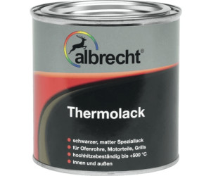Lackfabrik Albrecht Thermolack 125 ml