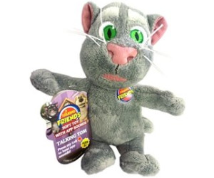 Buy Dragon I Toys Animated Talking Tom From 9 99 Compare Prices