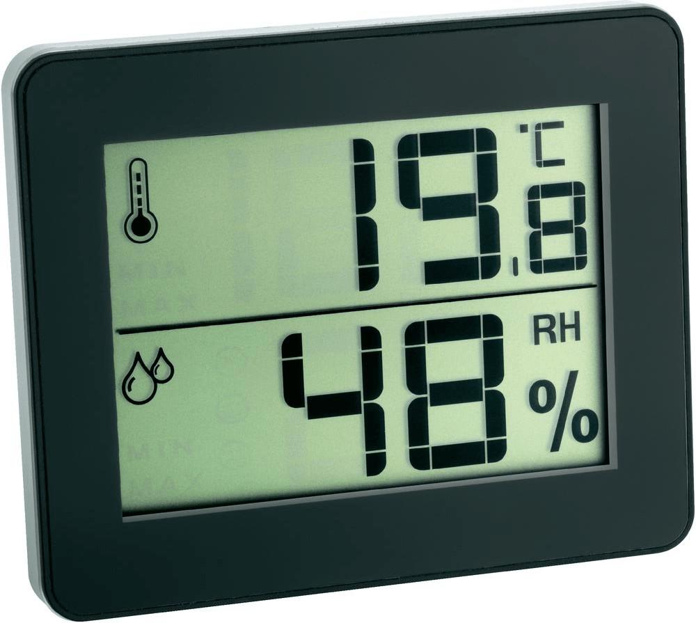TFA Dostmann Digitales Thermo-Hygrometer (30.50...