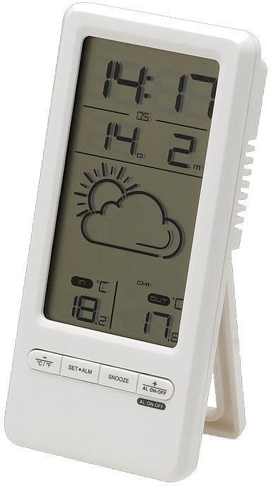 Denver Wetterstation TRC-1480 LCD-Display