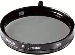 Hama 49mm CIRCULAR POLARISING FILTER CPL Polarizing Polariser Camera Lens NEW