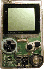Nintendo Game Boy Pocket