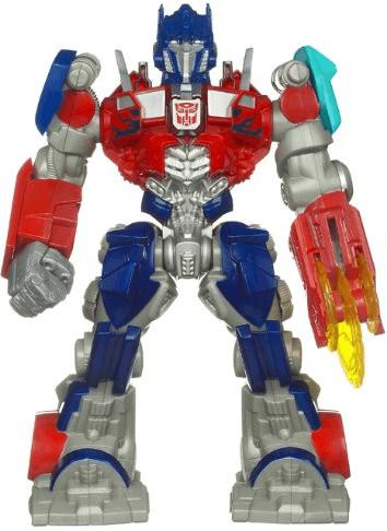 Transformers Dark of The Moon Robot Heroes Revv...