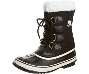 Sorel Winter Carnival Schwarz, Damen Winterstiefel, Größe EU 40 - Farbe Black-Stone %SALE 30% Damen Winterstiefel, Black - Stone, Größe 40 - Schwarz