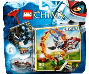 lego legends of chima speedorz feuerring 70100 ab 9 70. Black Bedroom Furniture Sets. Home Design Ideas