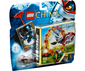 Lego Chima Feu70100Au Of Speedorz Legends Meilleur L'anneau De N8wnm0