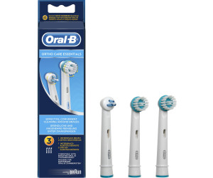 Oral-B Cepillos de repuesto Ortho Care Essentials (3 uds.) 27 opiniones  7d8a6518de24