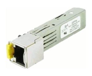 Image of 3com 3CSFP93 1000Base-T RJ45 SFP