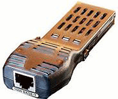 Image of Cisco Systems 1000Base-T RJ45 GBIC (WS-G5483=)