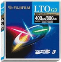 Image of Fuji Magnetics LTO Ultrium 3 Cartridge