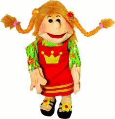 Living Puppets Jenny