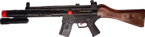 Widmann Maschinengewehr mit Sound