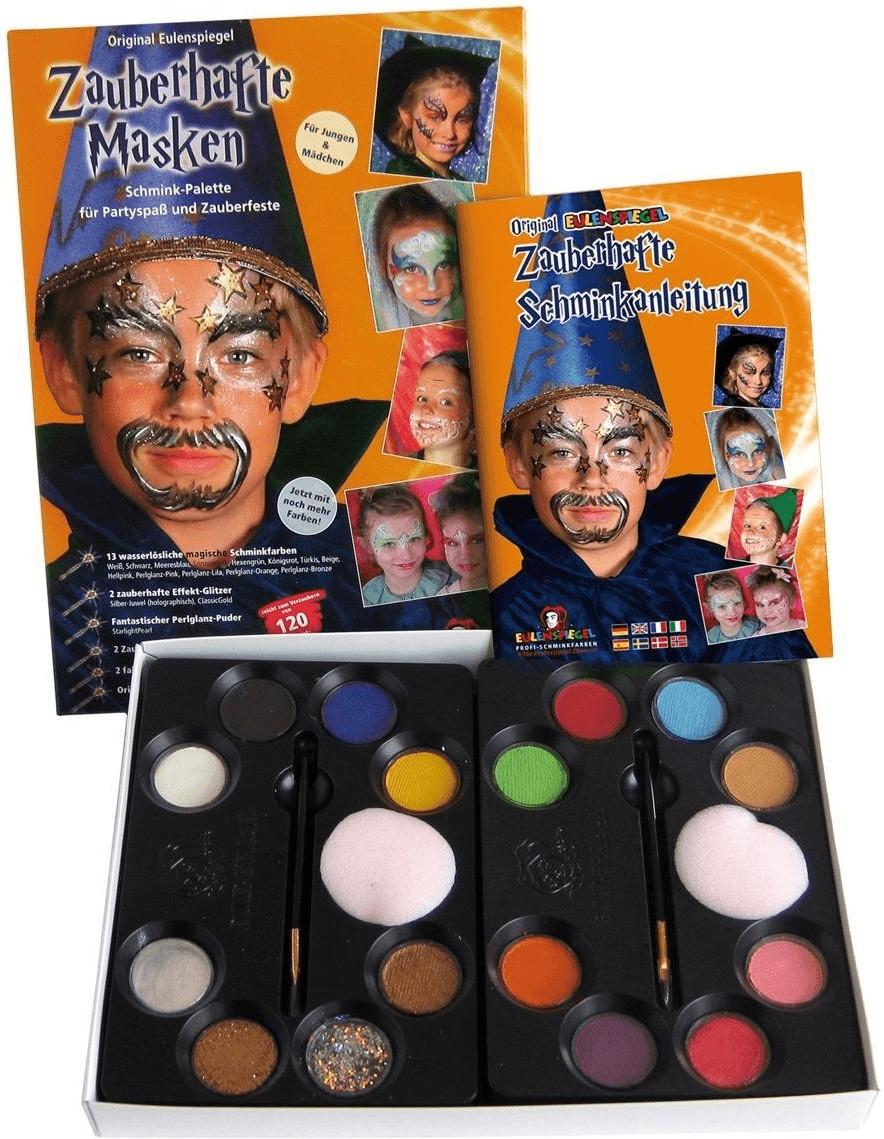 Eulenspiegel Zauberhafte Masken Palette