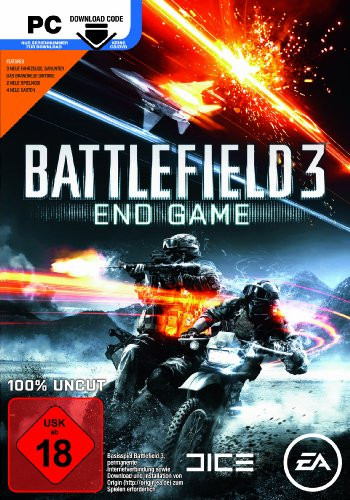Battlefield 3: End Game (Add-On) (PC)