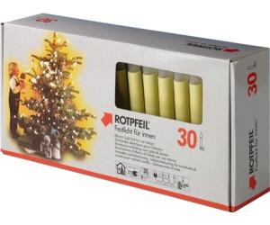 Rotpfeil Weihnachtsbeleuchtung.Rotpfeil Led Lichterkette 20er Toplampen Matt 969 200 5500 Ab 34