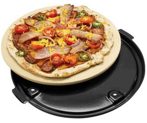 Enders Gasgrill Pizza : Broil king keg kamadogrill system pizza stein ab 44 90