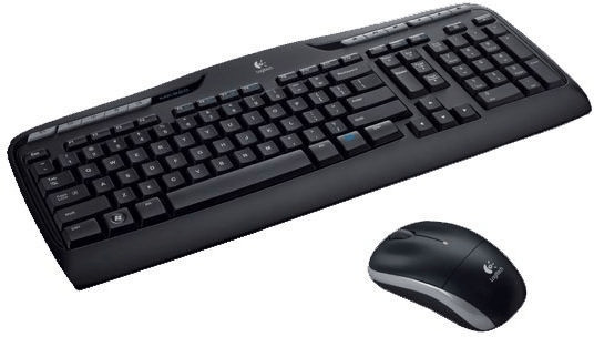 Logitech Wireless Combo MK330 HU