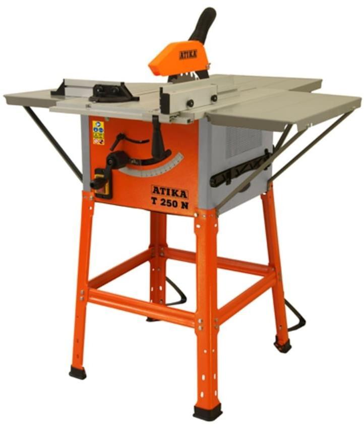 ATIKA Tischkreissäge »T 250 N«, orange