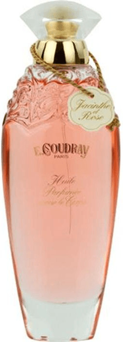 E.Coudray Jacinthe et Rose Body Oil (100ml)